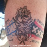 Tattoo van Pascal uit Oss