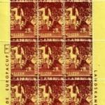 Postzegels Stadspost Wong