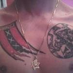 Tattoo van Richard