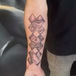Tattoo van Robin uit Haarlem