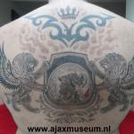 Tattoo van Roy  uit Enschede