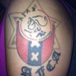 Tattoo van Stefhanie uit Bennekom