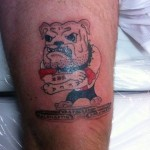 Tattoo van Bryan uit Almelo