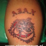 Tattoo van Cees