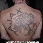 Tattoo van Dirk
