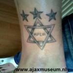 Tattoo van Jelle uit IJmuiden