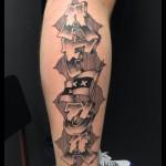 Tattoo van Lars uit Almere