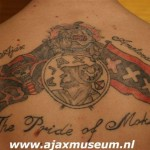 Tattoo van Leroy 2