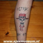 Tattoo van Leroy 3