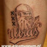 Tattoo van Leroy 4