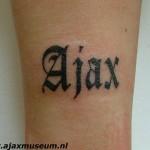Tattoo van Nicolette