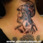 Tattoo van Sharon