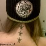 Tattoo van Yvette uit IJmuiden