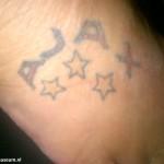 Tattoo van Niki uit Nijmegen