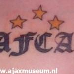 Tattoo van Johnny uit Hilversum