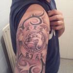 Tattoo van Mack uit Hilversum