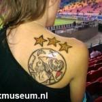 Tattoo van Thirza uit Amsterdam