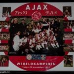 Collage Wereldkampioen Tokyo 28 november 1995.