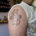 Tattoo van Wesley