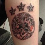 Tattoo van Yvonne uit Assen