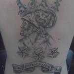Tattoo van Andre uit Hoogeveen