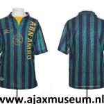 Thuisshirt 1993 - 1994