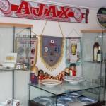 Vernieuwde Ajax museum