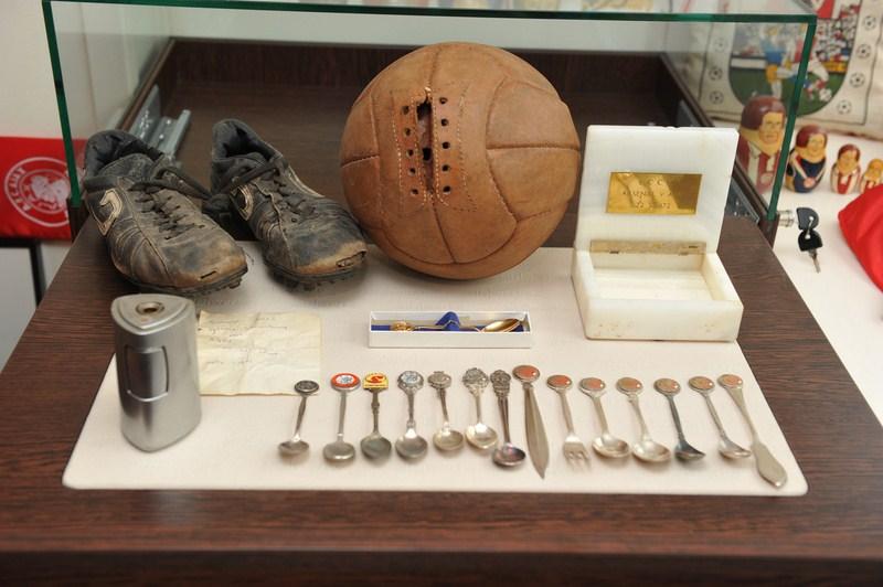 Ajax museum for Ajax kussen