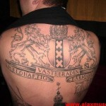 Tattoo van Alex