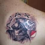 Tattoo van Bart