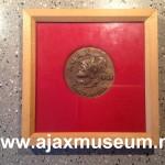 kampioensmunt Ajax 1967-1968