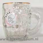 Glas Wereld Cup en Champions League
