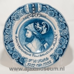 40 jaar Amsterdamsche Footballclub Ajax J.W. Höhle 1912 oktober 1952