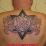 Tattoo van Jack
