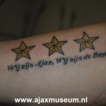 Tattoo van John uit Almere