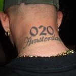 Tattoo van Kees 2