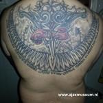 Tattoo van Kevin uit Hoensbroek