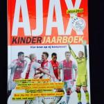 Ajax Kinderjaarboek 2014 - 2015