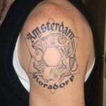 Tattoo van Koen 2