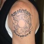 Tattoo van Koen 2