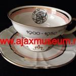 Kopje en schoteltje Ajax 1900 - 1950