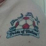 Tattoo van Maarten