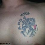 Tattoo van Michel uit Oudenbosch