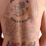 Tattoo van Michel