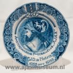 40 jaar Amsterdamsche Footballclub Ajax J.D. de Natris 1928 – november 1968