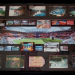 Collage opening Amsterdam Arena  1996.