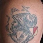 Tattoo van Paul