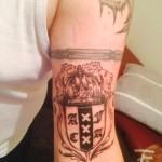 Tattoo van Ralph uit Volendam