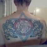 Tattoo van Ray
