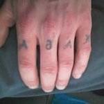 Tattoo van Richard 5